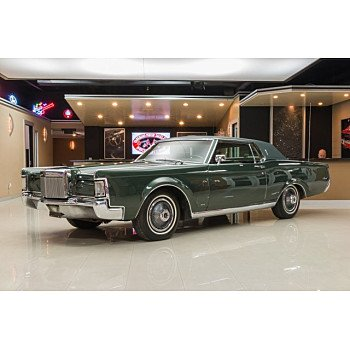 1969 Lincoln Continental for sale 101069587