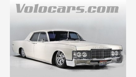 1969 Lincoln Continental for sale 101106431