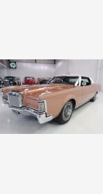 1969 Lincoln Continental for sale 101152785