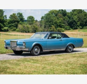 1969 Lincoln Continental for sale 101180147