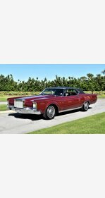 1969 Lincoln Continental for sale 101262769