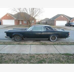 1969 Lincoln Continental for sale 101264416