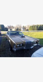 1969 Lincoln Continental for sale 101264425