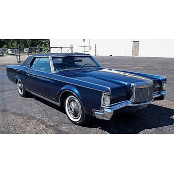 1969 Lincoln Continental for sale 101376395