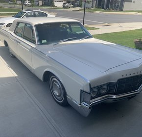 1969 Lincoln Continental Executive for sale 101378824
