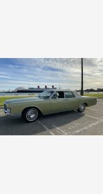 1969 Lincoln Continental Executive for sale 101391609