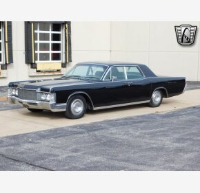 1969 Lincoln Continental for sale 101401751