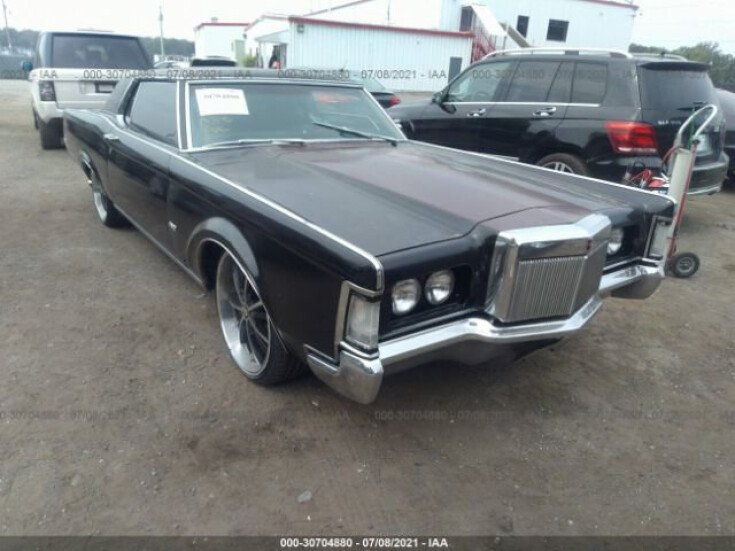 1969 Lincoln Continental for sale 101548431
