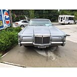 1969 Lincoln Continental for sale 101585297