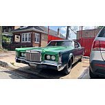 1969 Lincoln Continental for sale 101585650