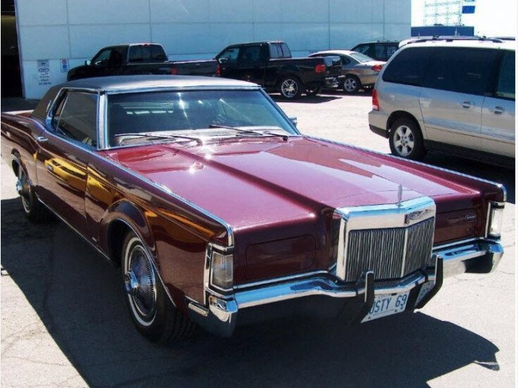 1969 Lincoln Mark Iii For Sale Near Kenmore New York 14217