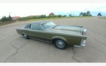 1969 Lincoln Mark III for sale 101219232