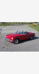 1969 MG MGB for sale 101106595