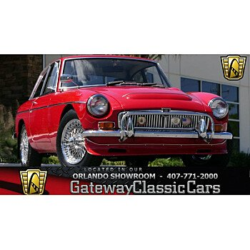 1969 MG MGC for sale 100976604