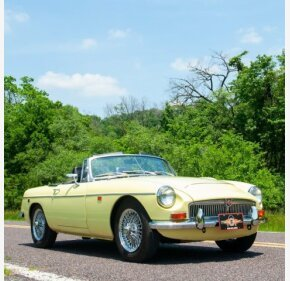1969 MG MGC for sale 101315293