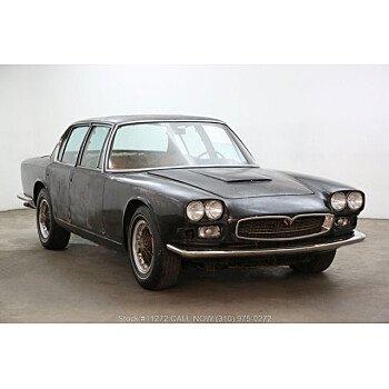 1969 Maserati Quattroporte for sale 101317076