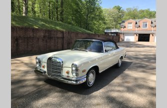 1969 Mercedes-Benz 280SE for sale 101318204