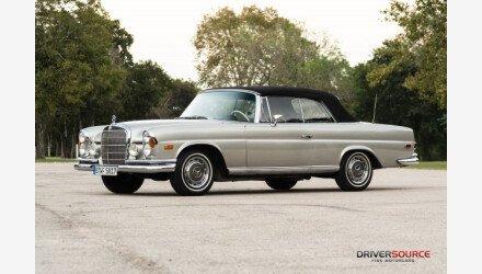 1969 Mercedes-Benz 280SE for sale 101325922