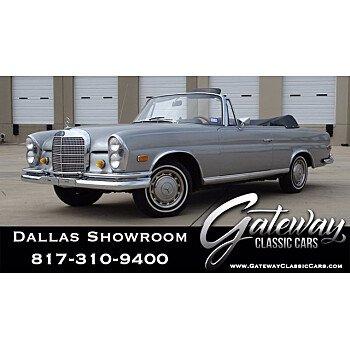 1969 Mercedes-Benz 280SE for sale 101463746