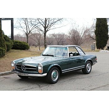 1969 Mercedes-Benz 280SL for sale 101107125