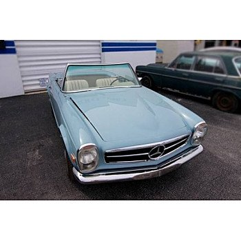 1969 Mercedes-Benz 280SL for sale 100977023