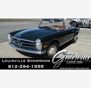 1969 Mercedes-Benz 280SL for sale 101117109