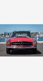 1969 Mercedes-Benz 280SL for sale 101317820
