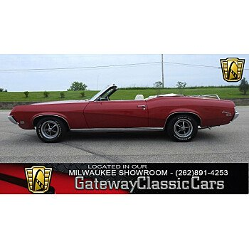 1969 Mercury Cougar for sale 100996510