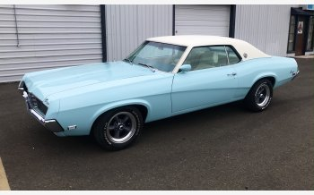 1969 Mercury Cougar XR7 Coupe for sale 101588817