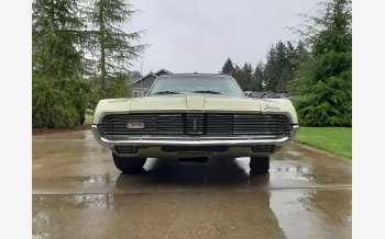 1969 Mercury Cougar Coupe for sale 101607650