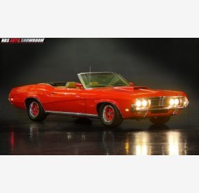 1969 Mercury Cougar for sale 101048475