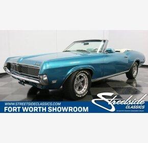 1969 Mercury Cougar for sale 101056022