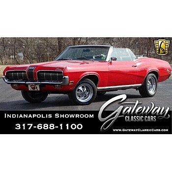 1969 Mercury Cougar for sale 101095885