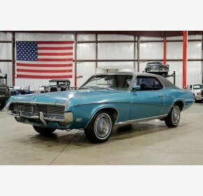 1969 Mercury Cougar for sale 101242506