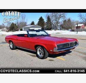 1969 Mercury Cougar for sale 101263666