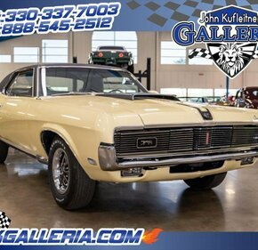 1969 Mercury Cougar for sale 101329766