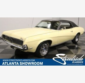 1969 Mercury Cougar for sale 101329847
