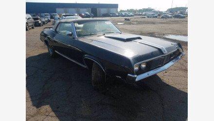 1969 Mercury Cougar for sale 101355090