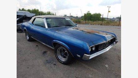 1969 Mercury Cougar for sale 101358608