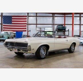1969 Mercury Cougar for sale 101360501