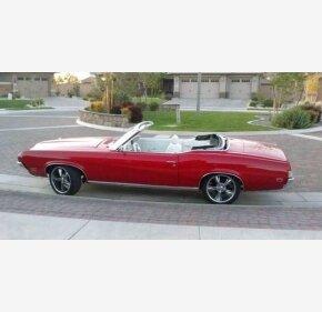 1969 Mercury Cougar XR7 for sale 101388603