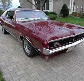 1969 Mercury Cougar Coupe for sale 101406885