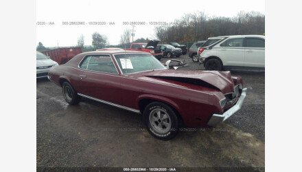1969 Mercury Cougar for sale 101409112