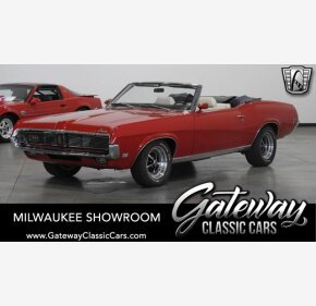 1969 Mercury Cougar for sale 101434573