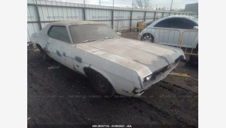 1969 Mercury Cougar for sale 101436390