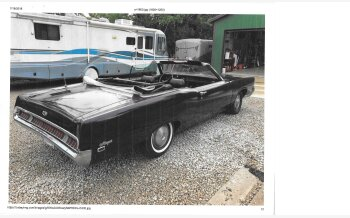 1969 Mercury Marquis for sale 101119263