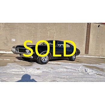 1969 Oldsmobile 442 for sale 101066895