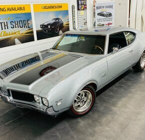 1969 Oldsmobile 442 for sale 101307370