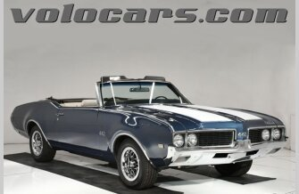 1969 Oldsmobile 442 for sale 101550721