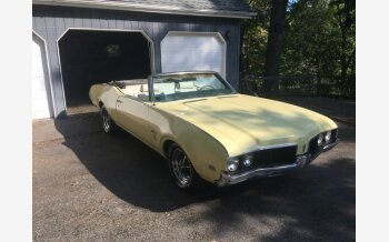 1969 Oldsmobile Cutlass Supreme Convertible for sale 101112336